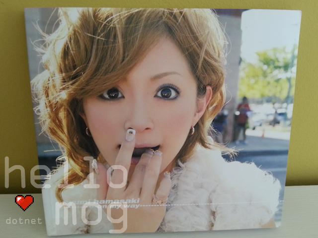 Ayumi Hamasaki On my Way Photobook