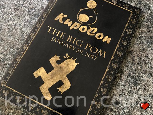 KupoCon Quest Log Generation 1 The Big Pom