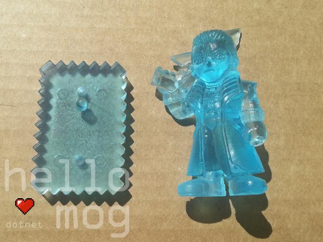 Final Fantasy VIII Seifer Blue Candy Figure