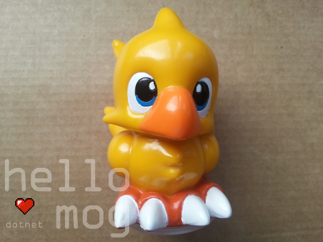 Chocobo's Dungeon 2 Chocobo Coin Bank