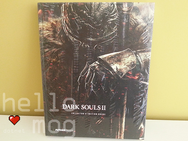 Dark Souls II Collector's Edition Guide Book