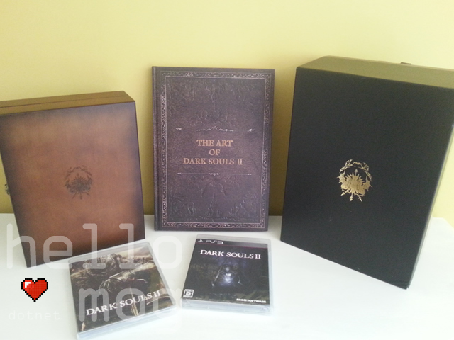 Dark Souls II Japanese Collector's Edition