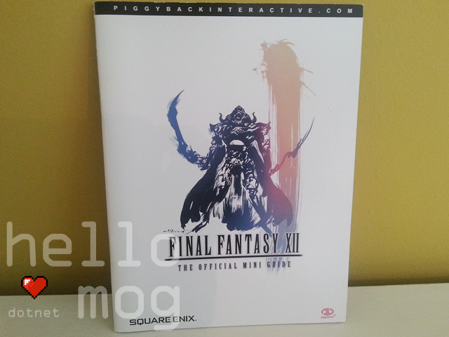 Final Fantasy XII Official Mini Guide