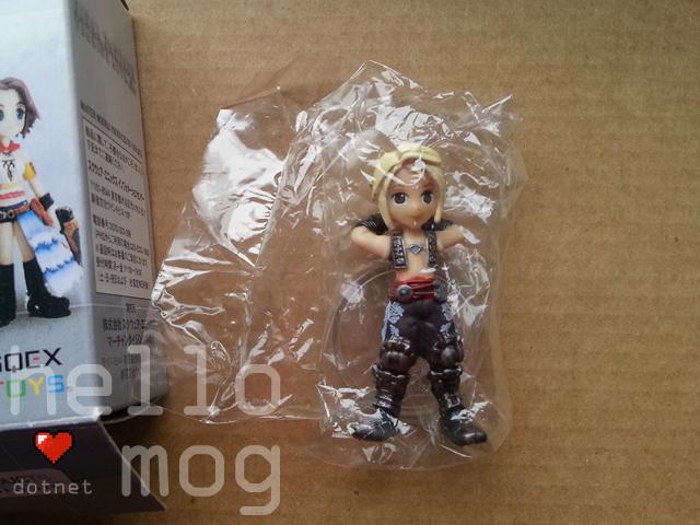 Final Fantasy XII Vaan Trading Arts Mini Vol. 1 Figure