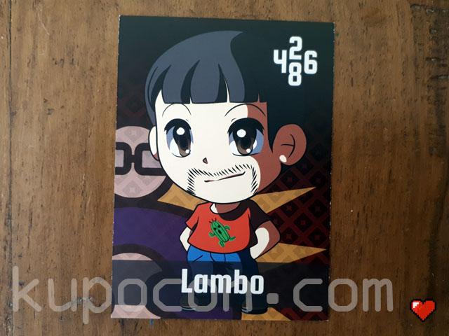 KupoCon TriPom Generation 2 Special Lambo