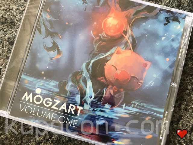 Mogzart Volume One CD and Digital Download