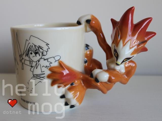 Final Fantasy VIII Moomba Mug