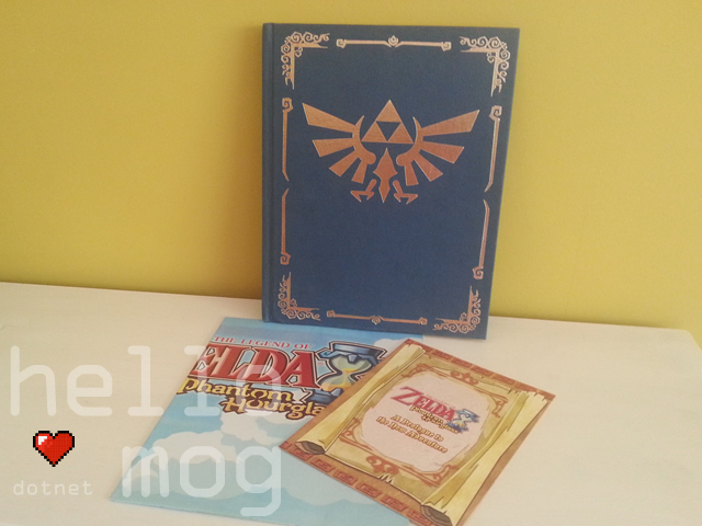 The Legend of Zelda Phantom Hourglass Collector's Edition Guide