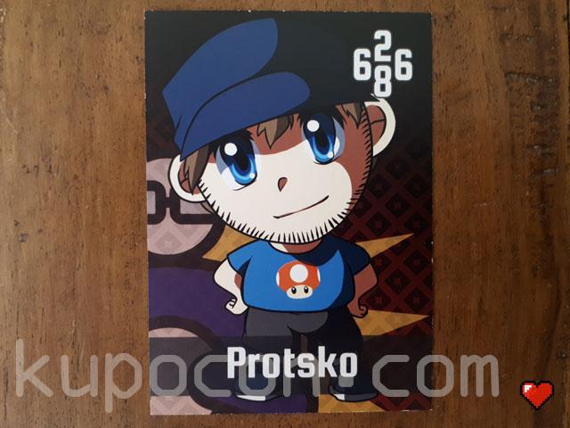 KupoCon TriPom Generation 2 Special Protsko