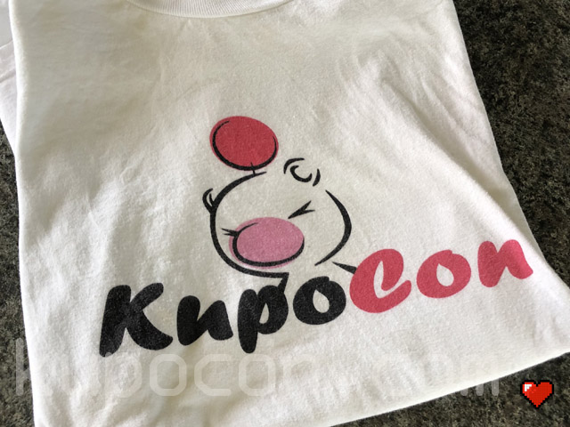 KupoCon T-Shirt Volunteer Generation 1