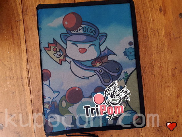 KupoCon TriPom Generation 2.1 Folder