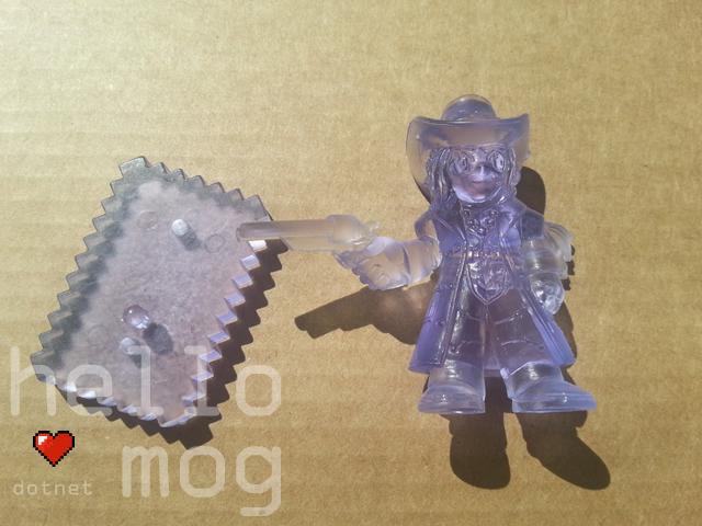 Final Fantasy VIII Irvine Purple Candy Figure