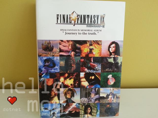 Final Fantasy IX Memorial Album Journey to the Truth Book
