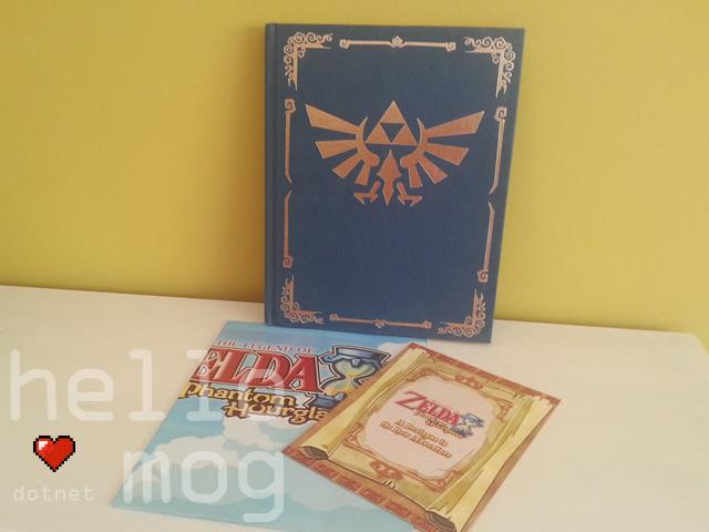 The Legend of Zelda Phantom Hourglass Collector's Edition Guide