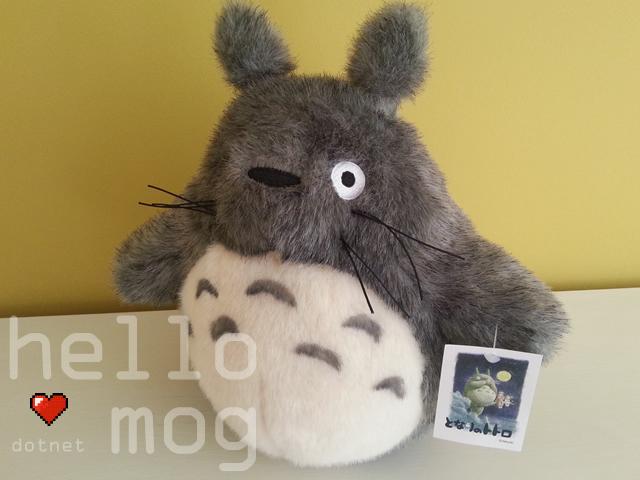 My Neighbour Totoro Big Totoro Plush Toy